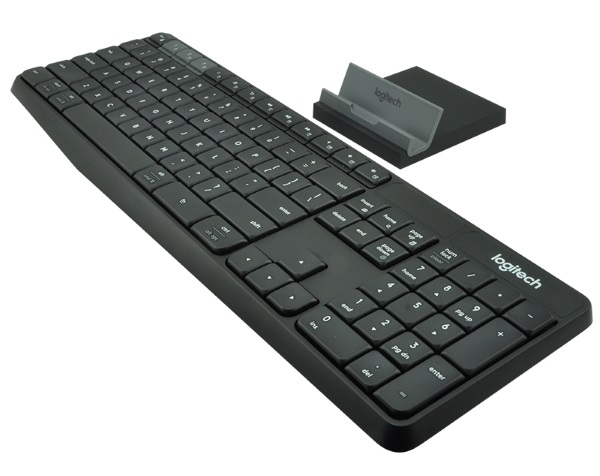 Клавиатура Wireless Logitech K375s Bluetooth