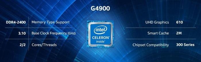 Недорогие процессоры семейства Coffee Lake-S: Intel Pentium Gold и Celeron  в Интернет-магазине XcomSpb